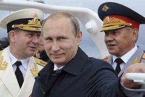 Nga quyết đấu giành thế siêu cường, ông Putin chớp cơ hội