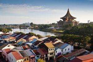 Kuching, miền đất mới lạ ở Malaysia
