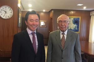 Pakistan muốn tìm hiểu kinh nghiệm ngoại giao văn hóa của Việt Nam