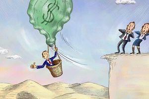 Một loạt công ty chứng khoán lớn đang đối mặt nguy cơ rủi ro 'ngân hàng ngầm'?
