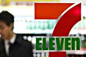 Chuỗi cửa hàng tiện lợi 7-Eleven sắp khai trương tại TP.HCM