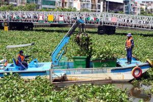 Hơn 11.000 tỷ đồng thực hiện Dự án Vệ sinh môi trường Tp Hồ Chí Minh