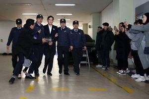 Người thừa kế Samsung sắp bị truy tố