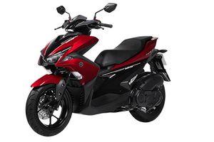 Chi tiết xe tay ga Yamaha NVX 125 giá 41 triệu tại VN