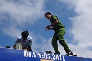 Đắk Lắk: Phát hiện xe chở gần 18.000 lít xăng, dầu vi phạm