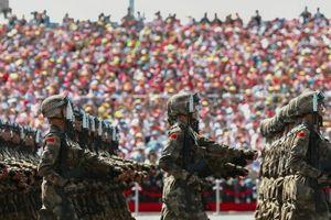 Ước tính ngân sách quốc phòng của Trung Quốc năm 2017