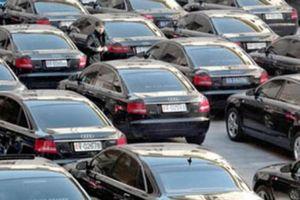 Thanh lý xe công: Tù mù và lách luật?