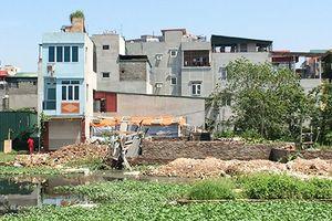 'Năm văn minh đô thị': Những lời hứa gió bay của chính quyền cơ sở ở quận Thanh Xuân