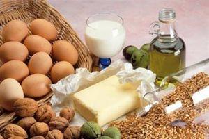 Kì I: Thực phẩm cung cấp năng lượng chủ yếu là thực phẩm chứa glucid, lipid và protein