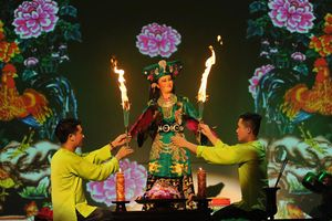 Tổ chức nghi lễ 'hầu đồng' tại một số chùa là không đúng