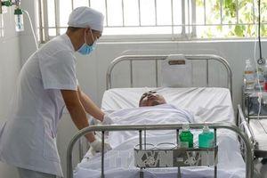 Một nạn nhân vụ nổ tại công ty thép Nam Kim đang nguy kịch