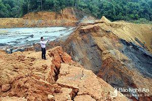 Vỡ đập mỏ thiếc Suối Bắc: Tập trung tìm nguyên nhân sự cố