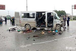Vụ tai nạn thảm khốc ở Hà Nam: Sẽ khởi tố vụ án để điều tra