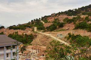 40 biệt thự dự án Biển Tiên Sa đều xây dựng trái phép