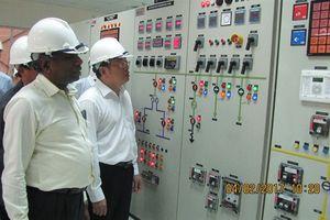 Nhà máy điện sinh khối ở Phú Yên hòa lưới điện quốc gia