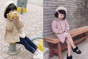 Hình ảnh bé gái dễ thương khiến mẹ nào cũng muốn có một cô 'tiểu công chúa'