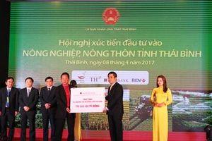 Agribank cùng ngành ngân hàng đẩy mạnh đầu tư phát triển nông nghiệp, nông thôn Thái Bình