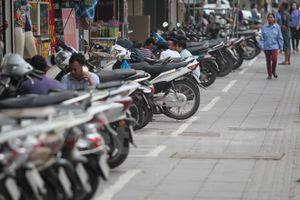 Diện mạo vỉa hè Hà Nội sau một tháng được 'đòi lại' cho người dân