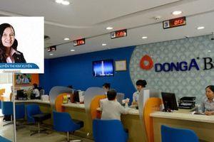 Nguyên Phó tổng giám đốc DongA bank vừa bị bắt giam là ai?