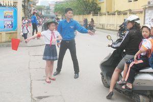 Xây dựng văn hóa giao thông trong trường học