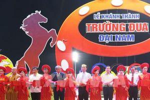 Khánh thành trường đua phức hợp Đại Nam có quy mô lớn nhất Việt Nam