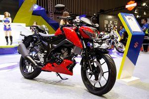 Suzuki GSX-S150 - đối thủ Yamaha FZ150 mới ra mắt tại VN