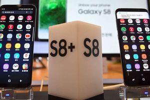 Galaxy S8/S8+ sử dụng các chuẩn bộ nhớ UFS khác nhau