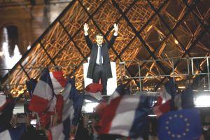 Emmanuel Macron - sự lựa chọn đúng đắn của cử tri Pháp