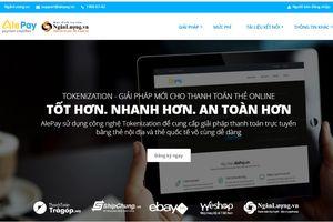 Ngân Lượng trình làng dịch vụ thanh toán thẻ liên kết Alepay Tokenization