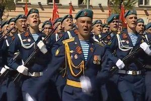 Diễu, duyệt binh mừng Ngày Chiến Thắng trên toàn nước Nga