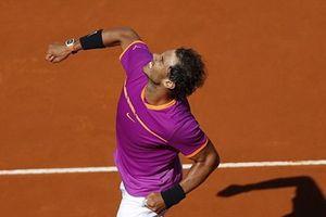 Rafael Nadal hạ gục Novak Djokovic ở trận 'chung kết sớm'
