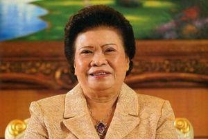 'Nữ tướng' Tư Hường qua đời ở tuổi 82
