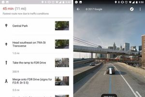Google Maps thêm tính năng hiển thị hình ảnh Street View