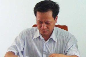 Nguyên giám đốc Sở TT&TT Phú Yên được thay đổi tội danh
