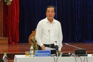 Vụ 'làm giả hồ sơ cát lậu': Em gái ông chủ Kim Toàn là chủ mưu (?)