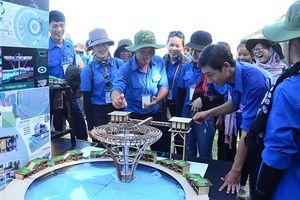 Sôi động chương trình 'Sinh viên với biển đảo Tổ quốc'