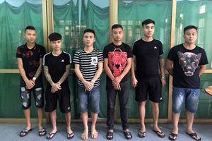 Bắc Ninh: Bắt nhóm 'giang hồ' truy sát khiến 3 người nhập viện
