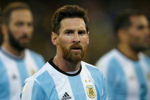 Argentina buộc Brazil nhận thất bại đầu tiên dưới thời Tite