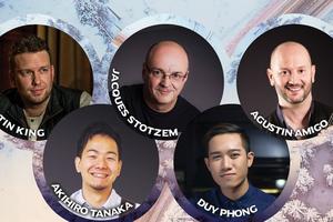 Bốn nghệ sĩ guitar nổi tiếng đến Việt Nam dự IFSGF 2017