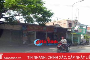 Súng nổ trong vụ 'hỗn chiến' lúc 10h đêm ở Cẩm Xuyên