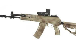 Súng trường tấn công AK-12 thử nghiệm xong, chưa rõ kết quả