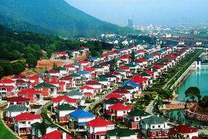 Ngôi làng giàu nhất Trung Quốc: Cư dân được tặng biệt thự và xe miễn phí