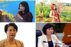 Những nữ quan chức Việt vướng lùm xùm gây 'bão' dư luận