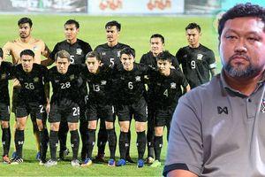 HLV U22 Thái Lan: 'Không sợ các đối thủ châu Á thì ngại gì SEA Games'