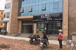 Dự án Sun Square: Nhiều cửa hàng kinh doanh trong khu vực thi công?