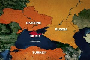 Mỹ, châu Âu nên công nhận Crimea là của Nga