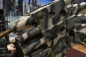 Nga: Triển lãm vũ khí lạ chưa từng thấy của khủng bố IS
