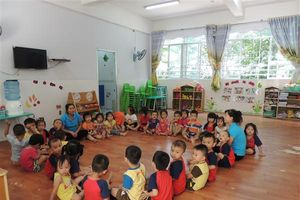 TP.HCM: Thêm nhiều chính sách đãi ngộ cho giáo viên mầm non