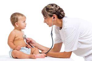 Dấu hiệu viêm phổi ở trẻ em