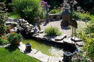 Những thiết kế sân vườn hợp phong thủy mang lại vượng khí